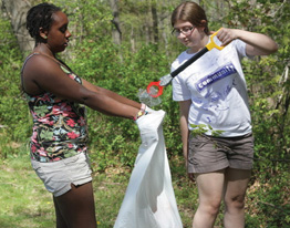 community cleanup events in rockland county ny