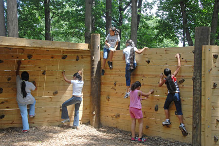 Alley Pond Park Adventure Course, Queens
