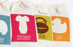 Muslin Goodie Bags