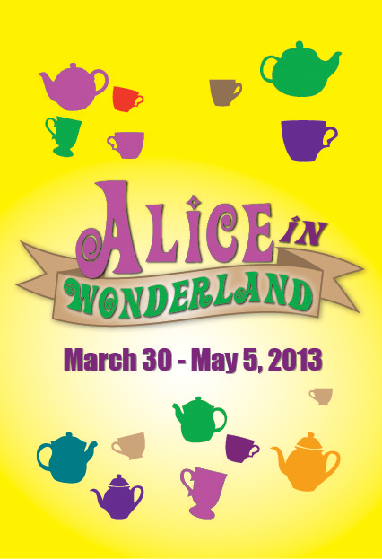 Alice in Wonderland on Long Island