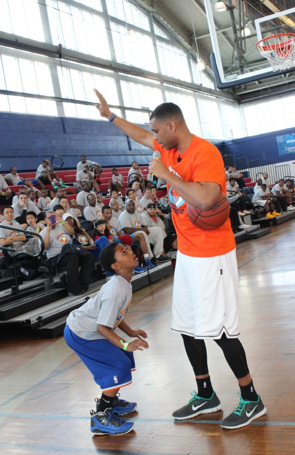 Allan Houston Queens Father Knows Best