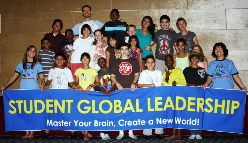 Student Global Leadership Camp