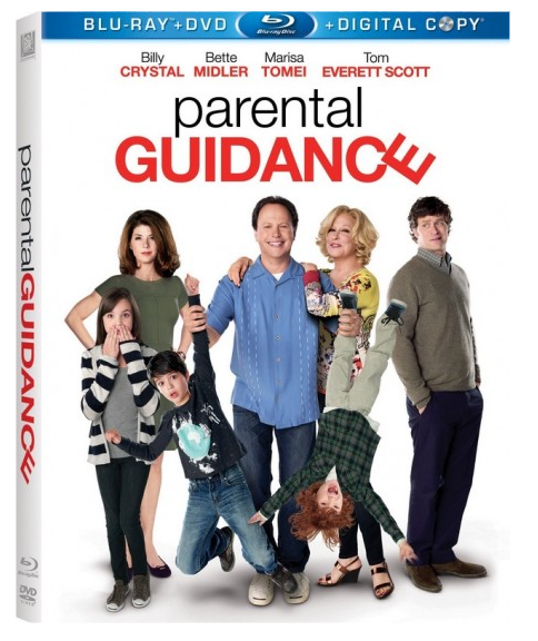 parental guidance blu ray dvd