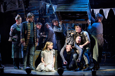 Peter and the Starcatcher Off Broadway