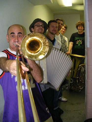 trummytones band