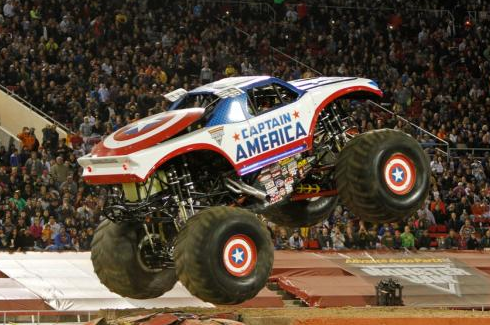 Advanced Auto Parts Monster Jam