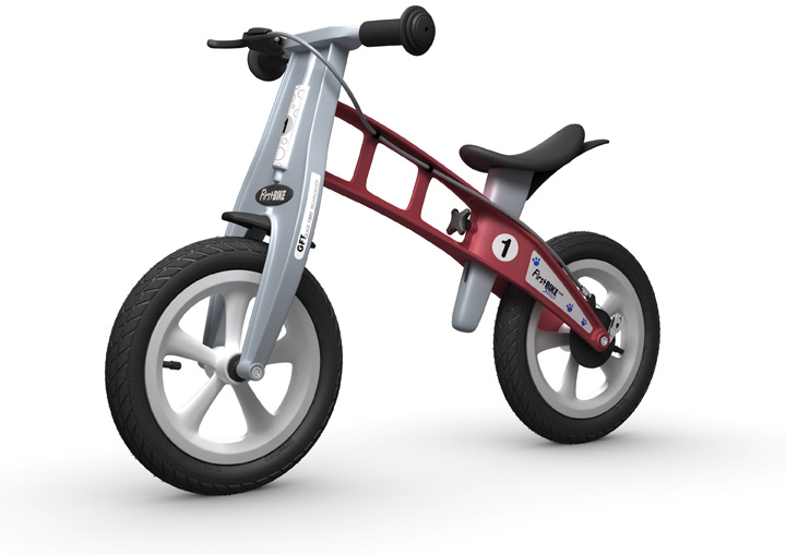 Street Red FirstBIKE