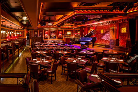 54 Below, New York City