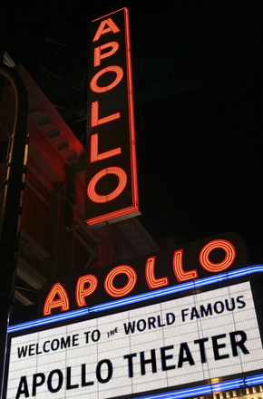 Apollo Theater, New York City
