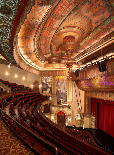 Beacon Theatre, New York City