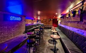 The Stand Comedy Club & Restaurant, NYC