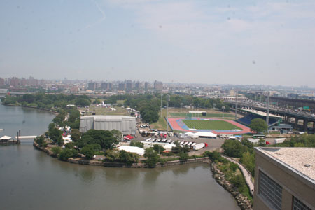 Randalls Island, New York City
