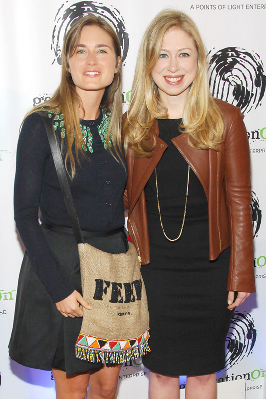 lauren bush lauren and chelsea clinton