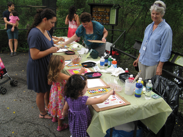 bear mountain zoo summer celebration