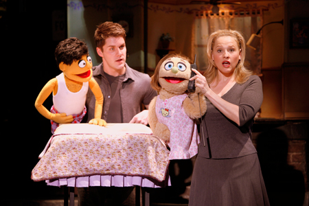 Avenue Q Off Broadway