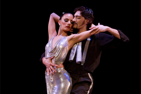 Forever Tango on Broadway