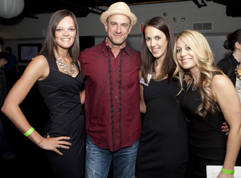 Christopher Meloni at nyc charity event