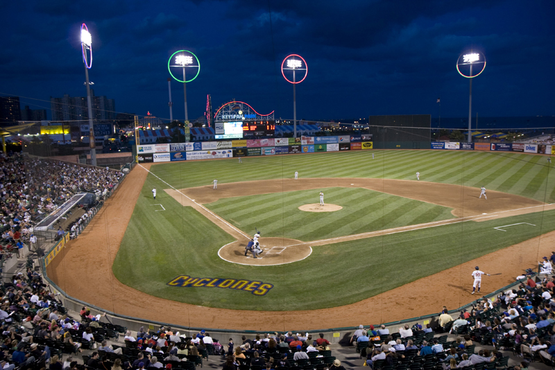 mcu park brooklyn cyclones