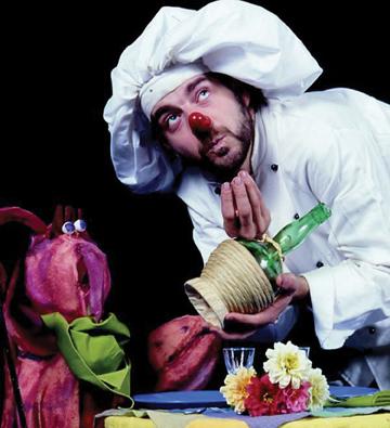 z puppets rosenschnoz