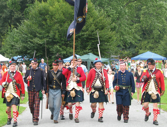 scottish festival and games