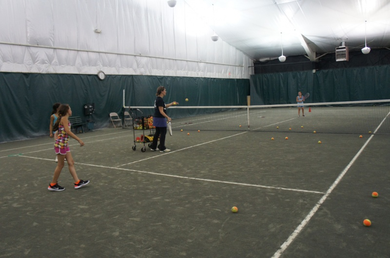 west rock indoor sports and entertainment complex tennis academy
