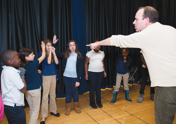 arts education in ct schools