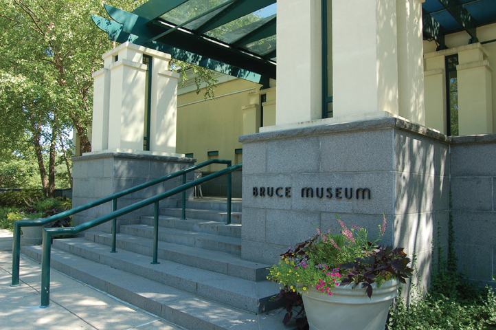 bruce museum ct