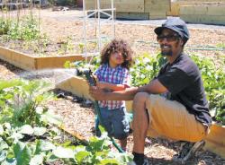 Gateway Park Community Garden