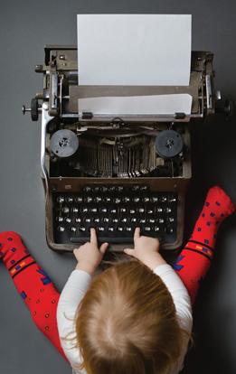 baby typewriter