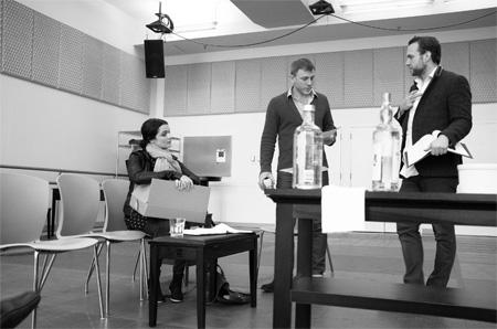 Betrayal's Rachel Weisz, Daniel Craig & Rafe Spall