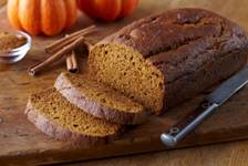 tofu pumpkin bread