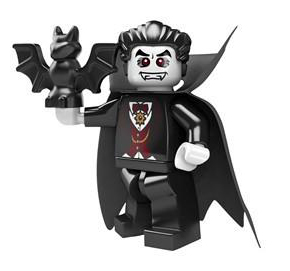 vampire lego halloween