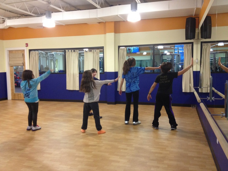 will 2 lose tween and teen fitness classes