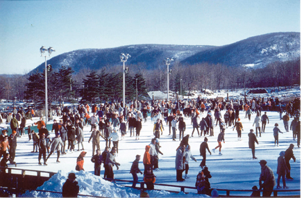 bear mountain ny ice skating rink