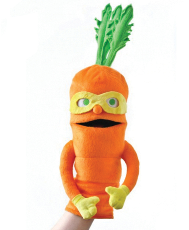 super sprowtz carrot
