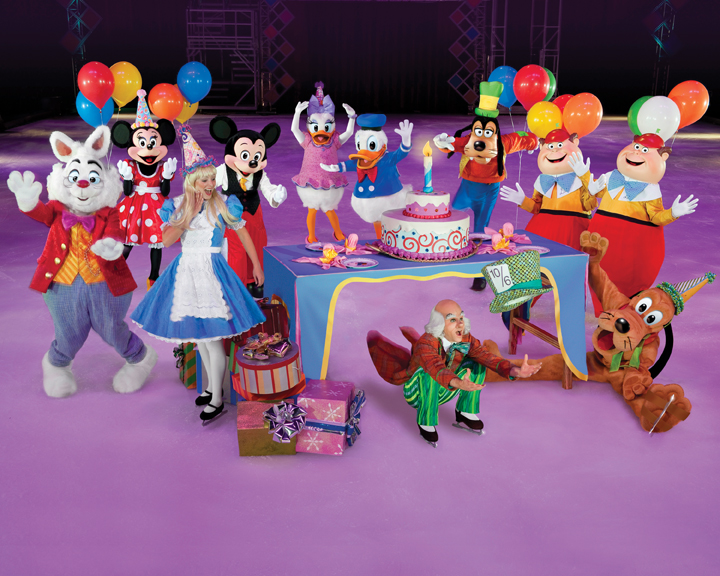 disney on ice let's celebrate