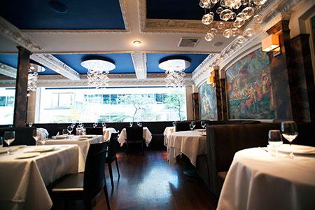 Caviar Russe restaurant NYC
