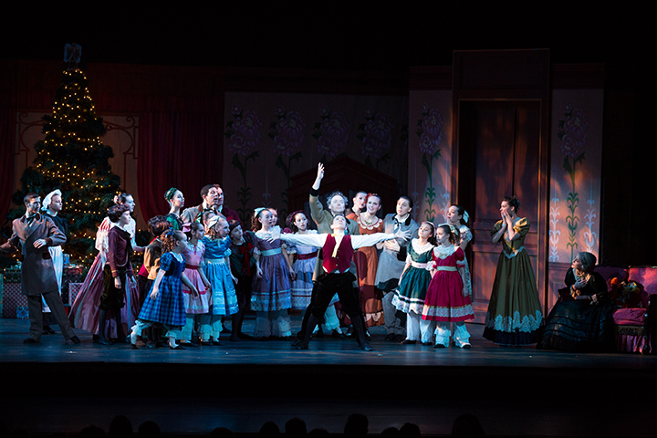 The Nutcracker Eglevsky Ballet
