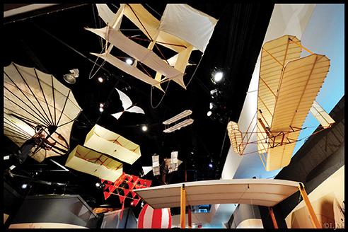 kites at museum