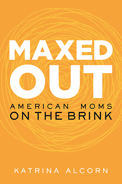 maxed out american moms on the brink