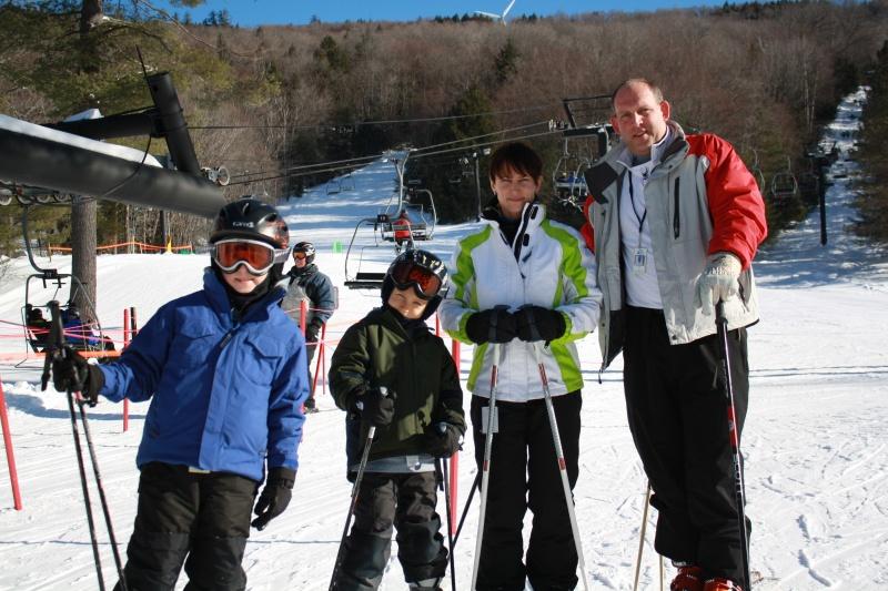 berkshires skiing