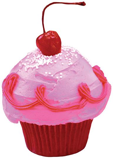 pinkalicious cupcake