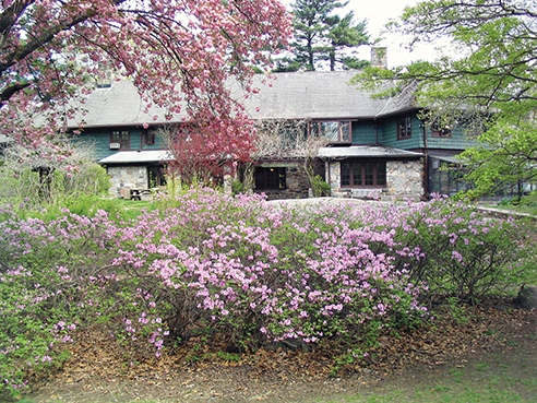 greenburgh nature center manor house
