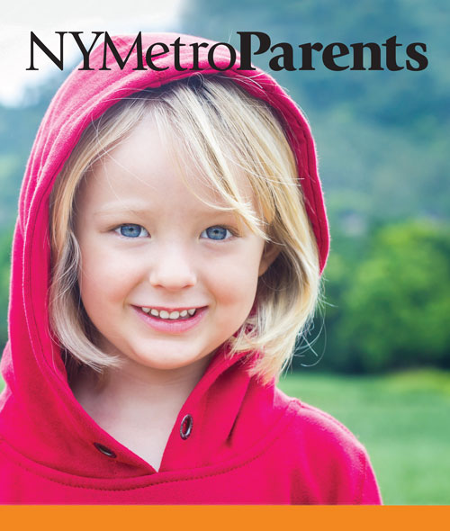 NYMetroParents March 2014 magazine cover