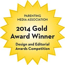 pma gold award 2014
