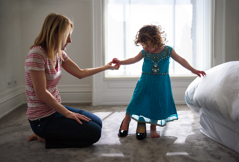 amy ryan and daughter