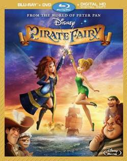 Disney's The Pirate Fairy movie