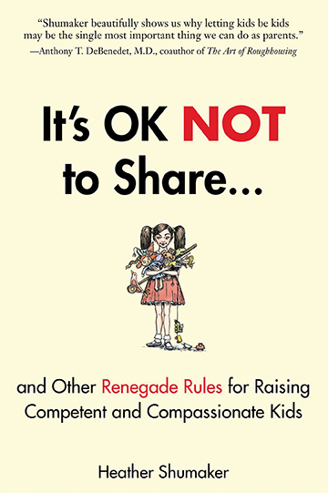 it's ok not to share cover