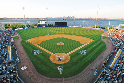 richmond county ballpark staten island