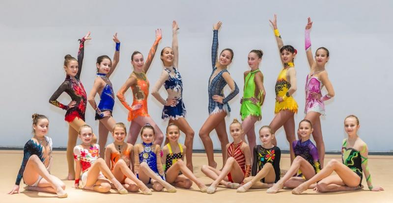 matchpoint gymnastics team